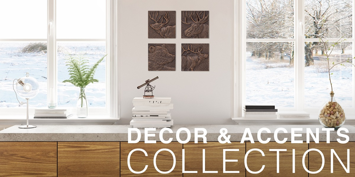 Winter Decor and Accents