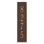 Personalized Delaware Vertical Wall Plaque