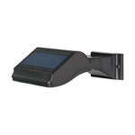 Illuminator Solar Address Lamp Finish, Standard Wall