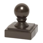 Ball Finial Bronze