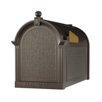 Capital Mailbox French Bronze