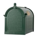 Capital Mailbox Green