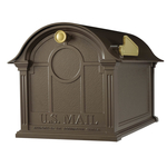Balmoral Mailbox Bronze