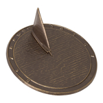 Day Sailor Sundial French Bronze