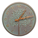 Large Clock with Tree of Life
