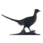 Large Black Country Bell with Black Pheasant