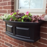 4829-B-Nantucket 2' Window Box Black-LS(3)