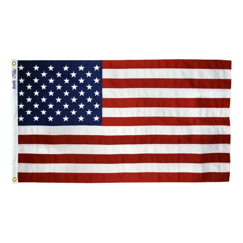 3ft. x 5ft. US Flag Heavy Polyester Outdoor Use