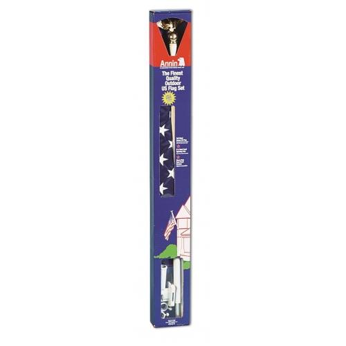 Estate Flag Set Packaging