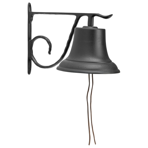 Large Black Country Bell
